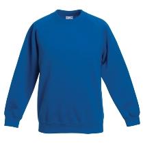School R/Neck Sweat Shirts