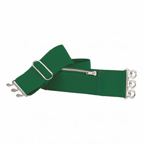 Girls Bottle Green Purse Belt (7224BTL)