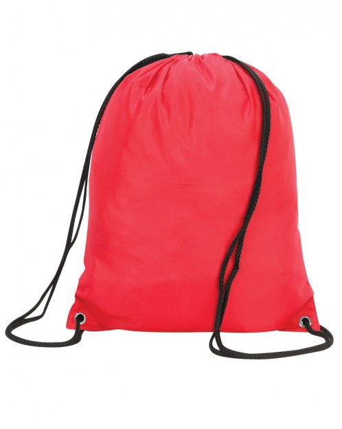 Copenhagen Red Drawstring P.E. Bag (8604)