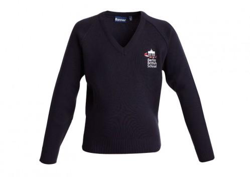 BBS 100% Cotton V Neck Pullover (BBS8465)