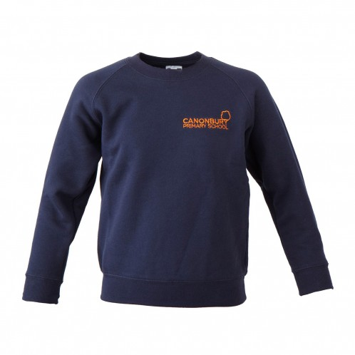 Canonbury Primary Compulsory Sweatshirt (C8420)