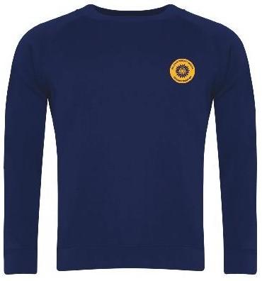 Gillespie Primary School Sweatshirt with Logo (8900)