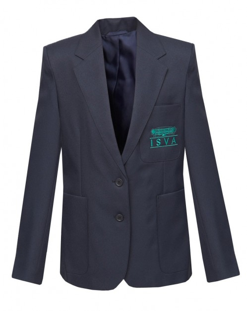 ISVA Boys School Blazer with School Logo (ISVA8560)
