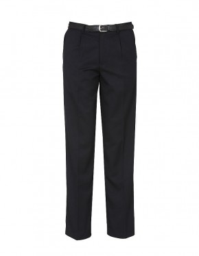 Navy Extra Sturdy Elasticated School Trousers (7040NVY)
