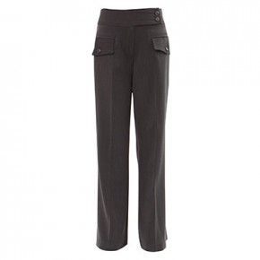 Senior Girls 2-Flap Pocket Trousers (7065)