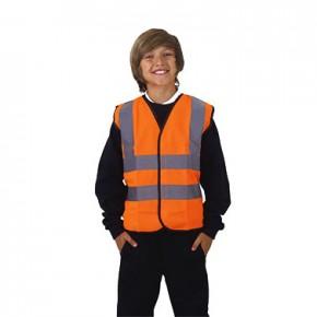 Hi-Viz School Waistcoat (7182)