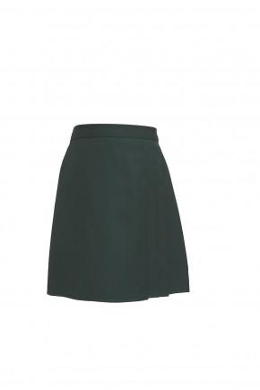 Junior Girls 3 Side Pleat Skirt (7333)