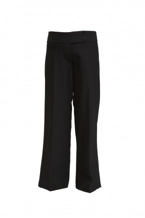 3-Button Junior Girls Trousers (7339)