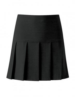 Charleston Longer Length Knife Pleat School Skirt (7388)