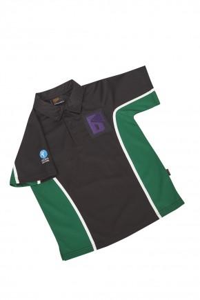 Beacon High Polo Shirt with School Logo (8130)