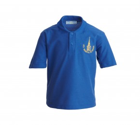 St Mary's Church of England Primary School Polo Shirt (8621)