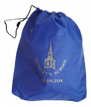 St Mary's Church of England Primary School P.E. Bag (8626)