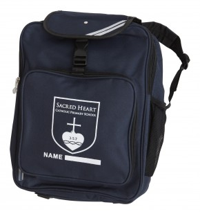 Sacred Heart Primary School Junior Backpack (8683)
