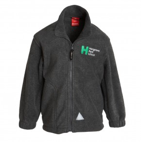 Hargrave Park Primary School Full Zip Fleece (8719)