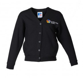 New North Academy Cardigan (8731)