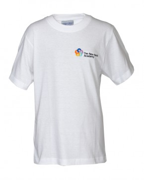 New North Academy P.E T-Shirt (8735)