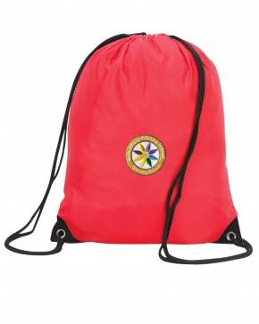 Rotherfield P.E. Bag with School Logo (8874)
