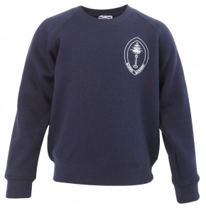 Blessed Sacrament School Sweatshirt (BS8476)