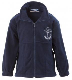 Blessed Sacrament Polar Fleece Jacket (BS8479)