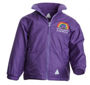 Dubmire Primary Reversible Waterproof Jacket (DP8442)