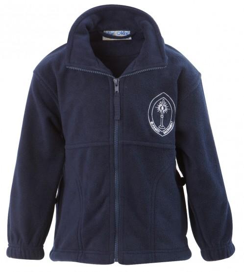 Blessed Sacrament Polar Fleece Jacket (BS8479)