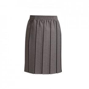 Box Pleat School Skirt (7052A)
