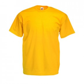 Adult Round Neck T-Shirt by Fruit of the Loom (7093A)