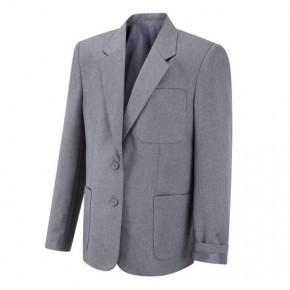 Girls Grey School Blazer (7160A)