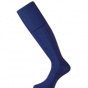 Navy School Football Socks (7212NVY)