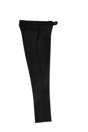 Boys Grey Slim Fitting School Trousers (7432GREY)