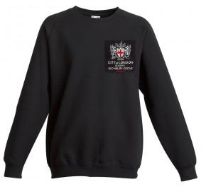 COLA Highbury Grove Sweatshirt with School Logo (8111)