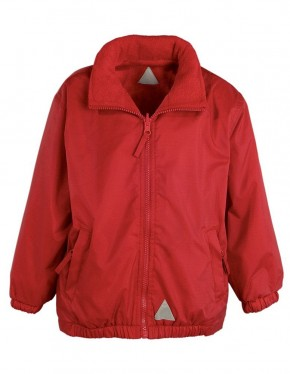 City of London Primary Academy Islington Outdoor Jacket with School Logo (8860)