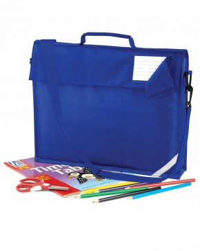 Woolpit Primary Academy Bookbag with Logo (9075)