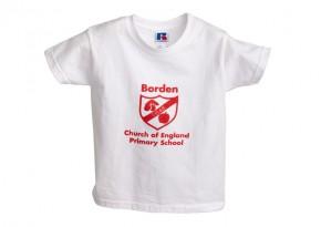 Borden S/S P.E. T-Shirt (BD8404)