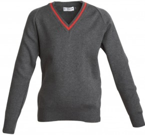 Cardinal Pole Long Sleeve Pullover (CPB8192)