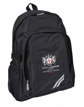 Highbury Grove Academy School Backpack (8110)
