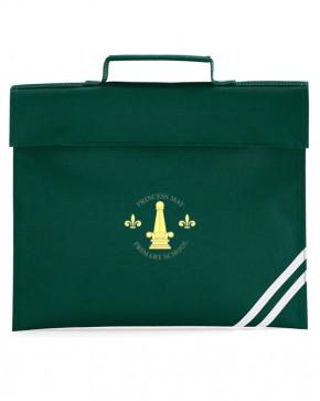 Princess May Primary School Book Bag with School Logo (8525)